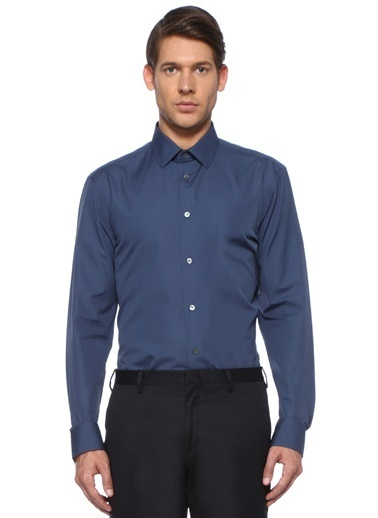 Paul Smith Gömlek Mavi